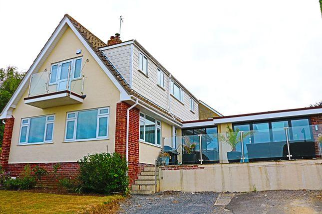 Thumbnail Detached house for sale in Mendip Edge, Bleadon Hill, Weston-Super-Mare