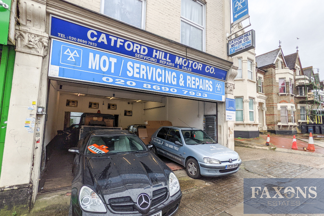 Thumbnail Retail premises to let in Catford Hill, London