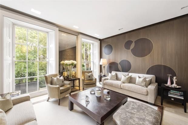 Thumbnail Terraced house for sale in Montpelier Square, Knightsbridge, London