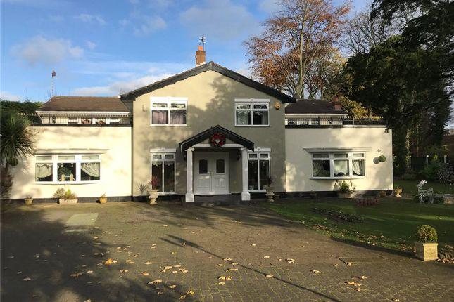 Thumbnail Detached house for sale in Bracken Way, West Derby, Liverpool, Merseyside
