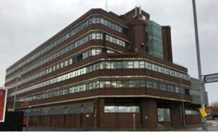 Industrial for sale in Former Portsmouth Mail Centre, Slindon Street, Portsmouth