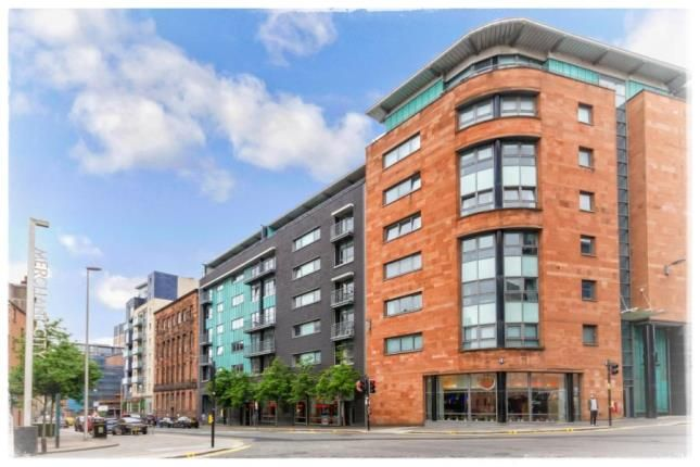 Thumbnail Flat for sale in High Street, Merchant City, Glasgow