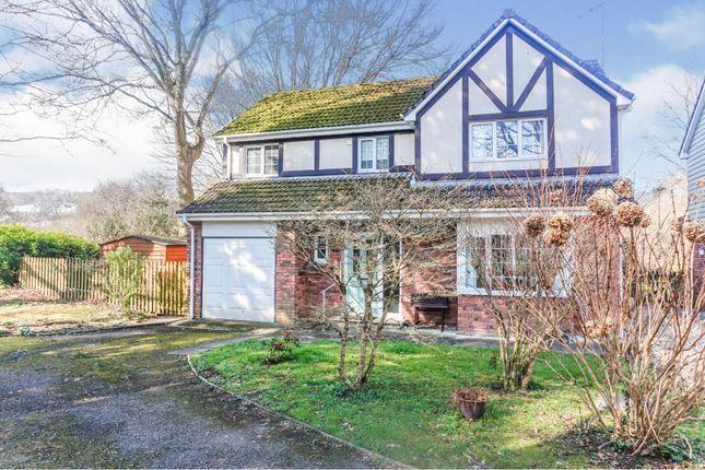 4 bed detached house for sale in Coffa Bridge Close, Lostwithiel PL22