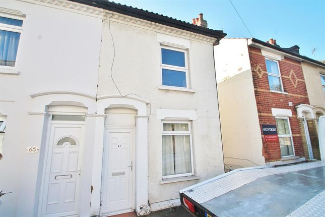 Thumbnail Terraced house to rent in Dover Road East, Northfleet, 11