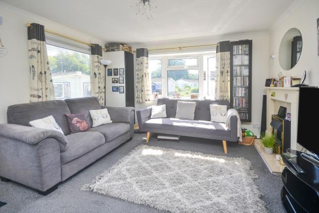 Lounge of Shirkoak Park, Woodchurch, Ashford, Kent TN26