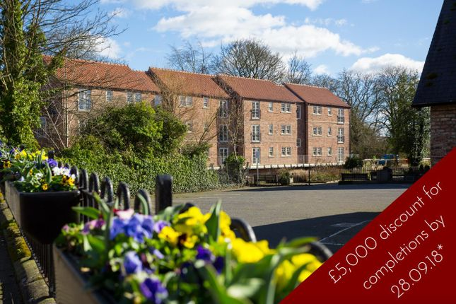 Thumbnail Flat for sale in Williams Court, Thirsk