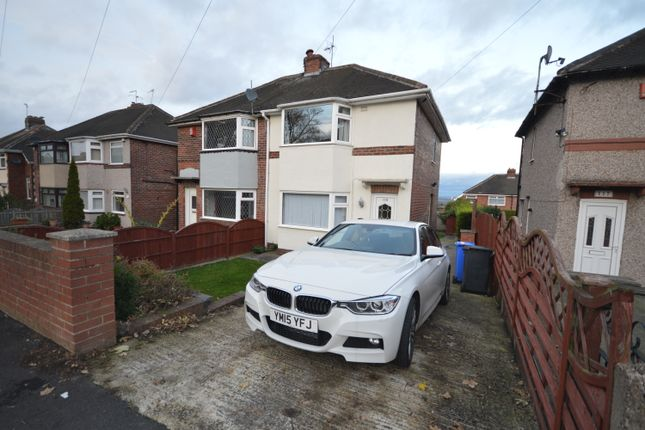 Thumbnail Semi-detached house to rent in Smalldale Road, Sheffield