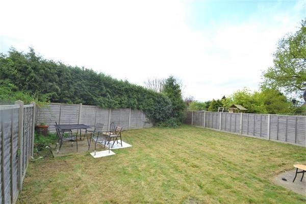 Widening Rear Garden