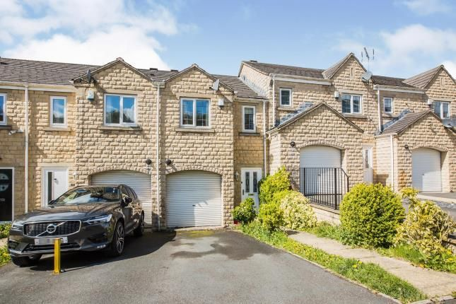 Thumbnail Terraced house for sale in Elderberry Drive, Halifax, West Yorkshire