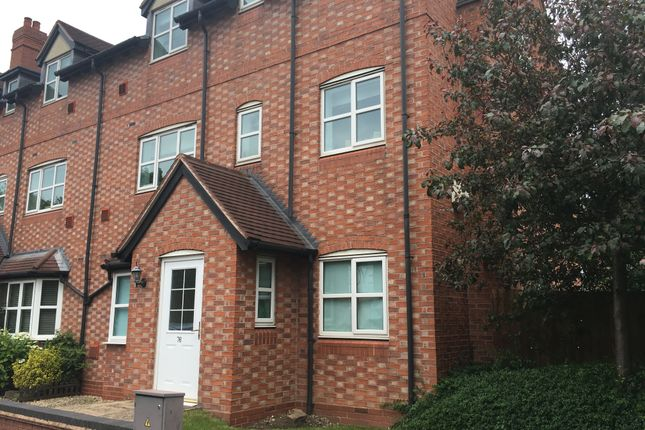 Thumbnail Flat to rent in Birmingham Road, Stratford-Upon-Avon