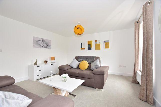 Thumbnail Semi-detached house for sale in Radnor Park Avenue, Folkestone, Kent