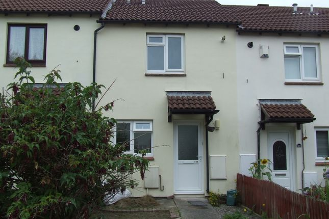 Thumbnail Terraced house to rent in Long Meadow Drive, Barnstaple
