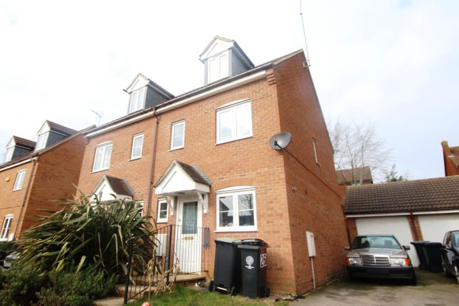 Thumbnail Semi-detached house for sale in Dairy Way, Irthlingborough