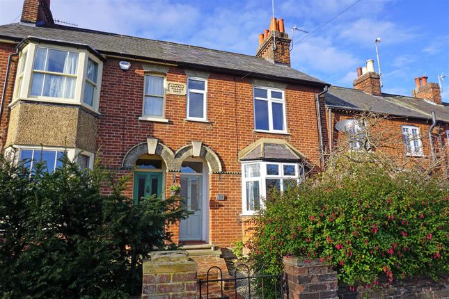 Thumbnail Terraced house for sale in Arlesey Road, Ickleford, Hitchin