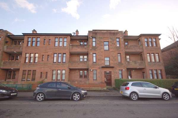 Thumbnail Flat for sale in 2/1, 7 Orchy Street, Glasgow