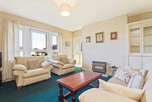Living Room of Netherhill Crescent, Paisley, Renfrewshire, . PA3