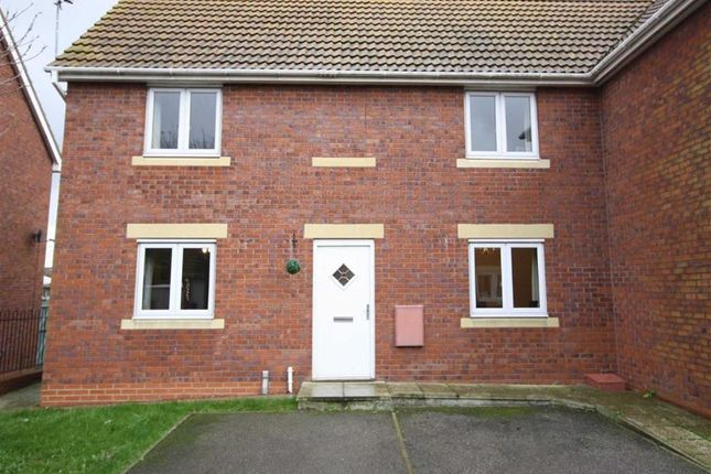 Thumbnail Semi-detached house to rent in Cooks Gardens, Keyingham