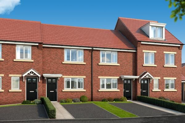 "Thumbnail Property for sale in ""The Cedar At The Garth"" at Dunblane Crescent, West Denton, Newcastle Upon Tyne"