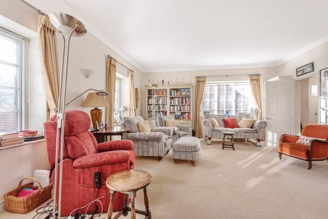 Sitting Room of Home Farm, Iwerne Minster, Dorset DT11