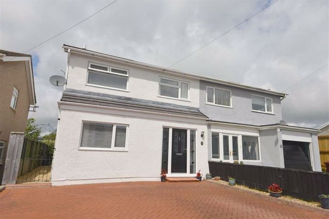 Thumbnail Semi-detached house for sale in 49, Sandyhill Park, Saundersfoot