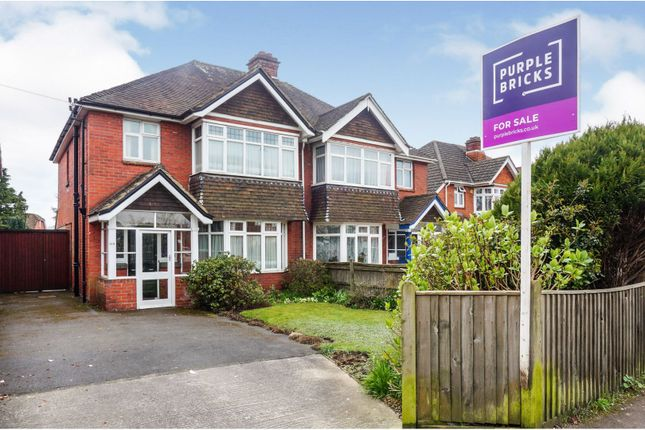 The Property of Winchester Road, Upper Shirley, Southampton SO16
