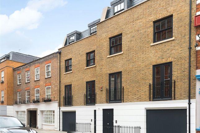 Thumbnail Terraced house for sale in Abingdon Road, Kensington, London