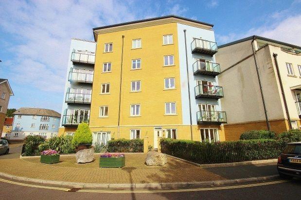 Thumbnail Flat to rent in Lockside, Portishead, Bristol