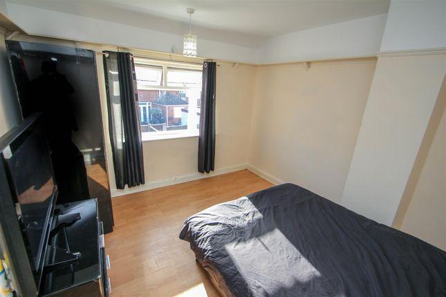 Bedroom of Stross Avenue, Tunstall, Stoke-On-Trent ST6