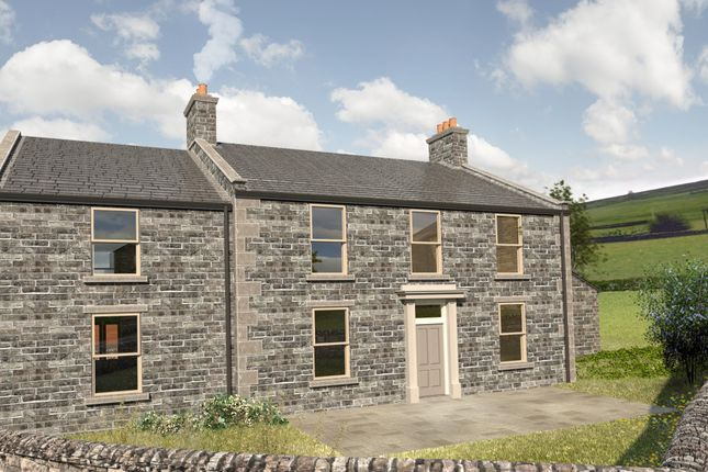 Thumbnail Detached house for sale in Hill House Road, Holmfirth