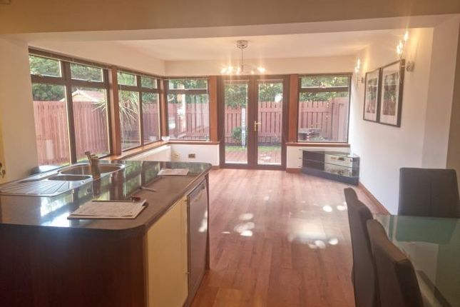 Thumbnail Semi-detached house to rent in Concraig Gardens, Kingswells, Aberdeen