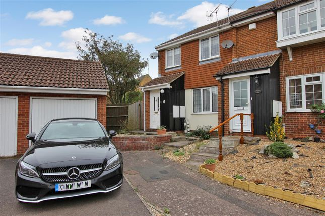 Thumbnail End terrace house for sale in Ramson Rise, Chaulden Vale, Hemel Hempstead