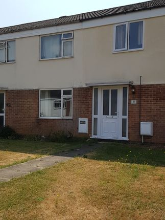 Thumbnail Terraced house to rent in Arnull Crescent, Daventry