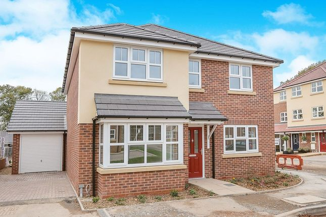 Thumbnail Detached house for sale in Birches Barn Road, Wolverhampton