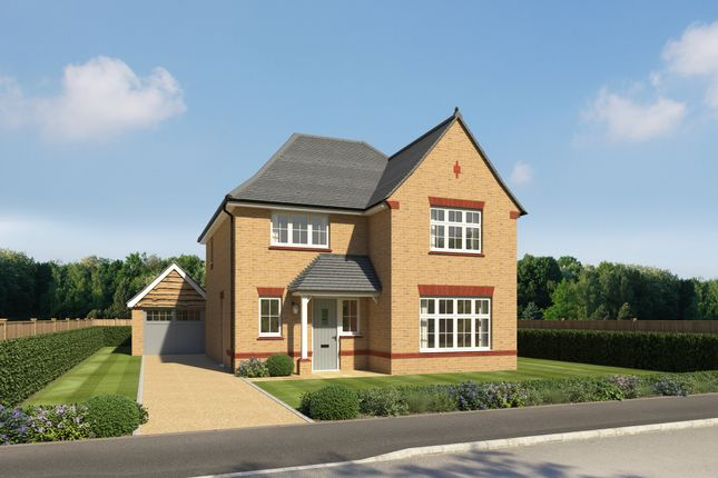 Thumbnail Detached house for sale in Eaton Green Heights, Kimpton Road, Luton