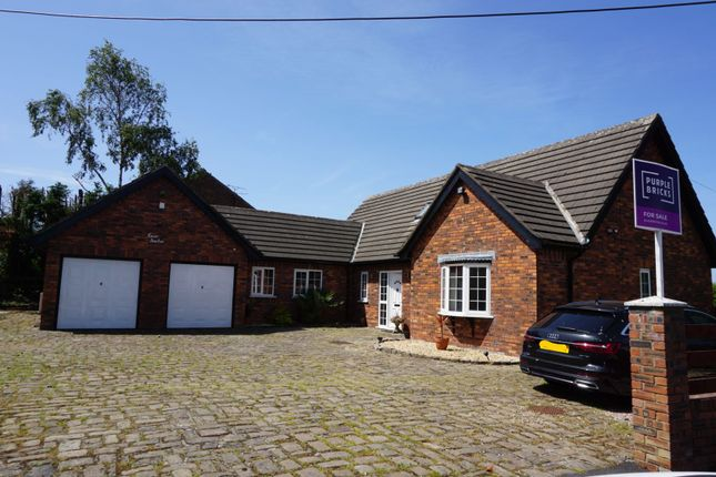 Thumbnail Detached bungalow for sale in Ormskirk Road, Ormskirk