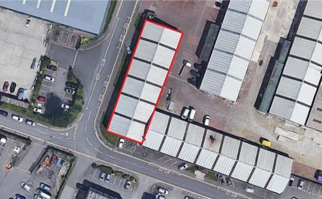 Light industrial to let in Unit 12, Milner Yard, Milner Way, Ossett, West Yorkshire