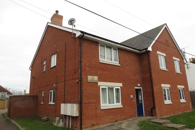Thumbnail Flat to rent in Tyler Street, Harwich