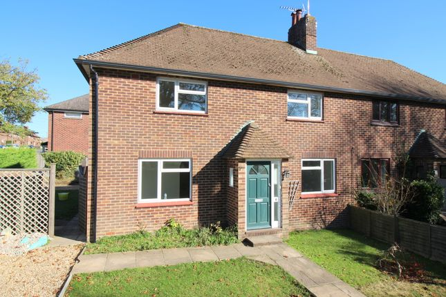Thumbnail Semi-detached house to rent in Jesty Road, Alresford