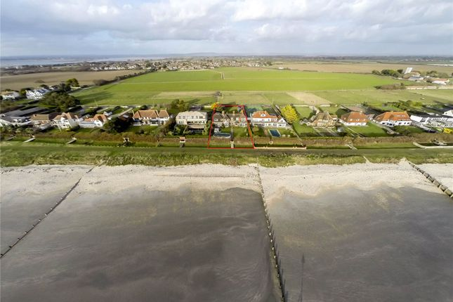 Thumbnail Detached house for sale in East Strand, West Wittering, Chichester, West Sussex