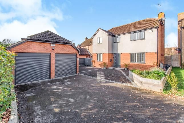 4 bed detached house for sale in Clarence Court, Weavering, Maidstone, Kent ME14