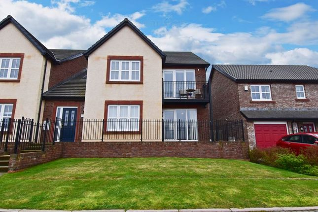 2 bed flat for sale in Waters Edge Close, Whitehaven CA28