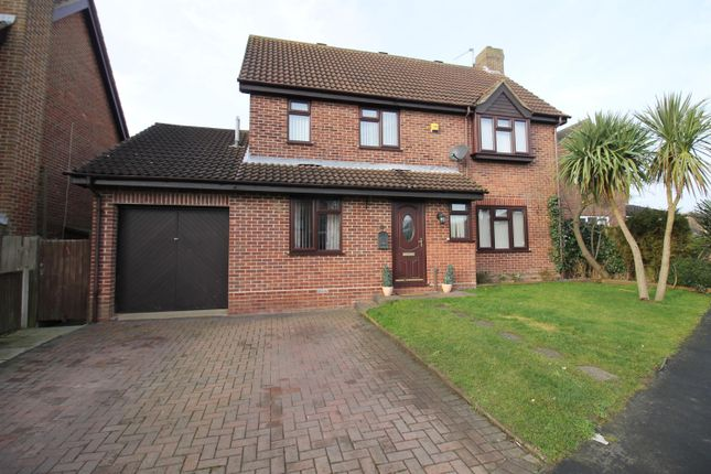 Thumbnail Detached house for sale in Prince Of Wales Road, Caister-On-Sea, Great Yarmouth