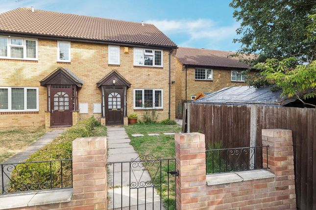 Thumbnail Semi-detached house for sale in Morland Close, Mitcham