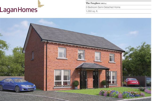 Thumbnail Semi-detached house for sale in 17, Windrush Park