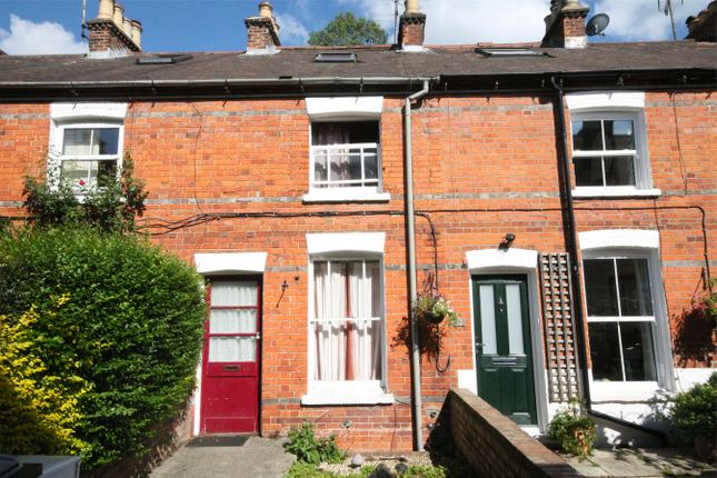 Terraced house for sale in Westbourne Terrace, Newbury
