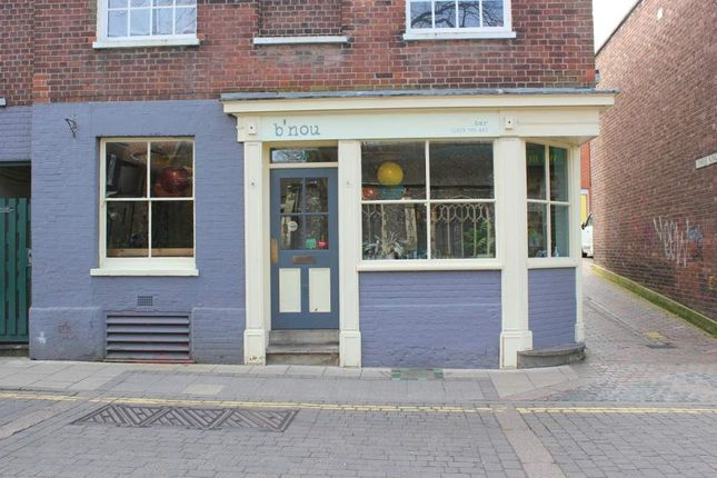 Restaurant/cafe for sale in Norwich, Norfolk