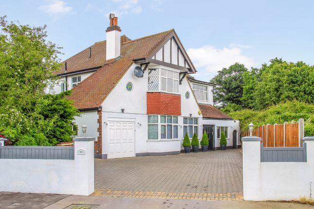 Thumbnail Detached house for sale in Lloyd Park Avenue, Croydon