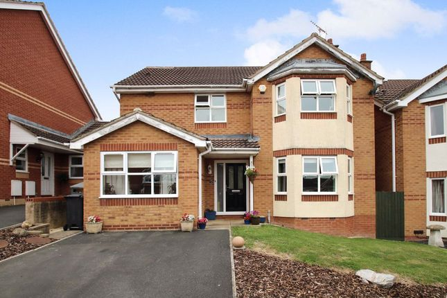 Thumbnail Detached house for sale in Gibbs Leaze, Paxcroft Mead, Wiltshire