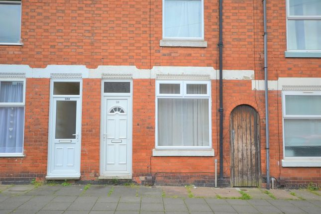 2 bed terraced house for sale in Western Road, Leicester