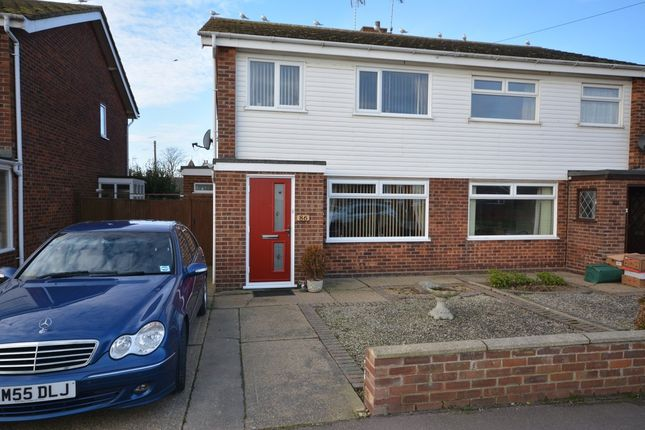 3 bed semi-detached house for sale in All Saints Road, Pakefield, Lowestoft